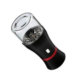 Electric Minders Set LTQ Комплектующие для курения Пара Томафолка Табак Сухая трава с USB Crusher Smasher Charge