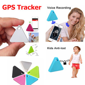 2020 GPS Tracker Smart Wireless Bluetooth Anti-lost alarm Trackers tria iTag Key Finderngle Locator Remote Control Shutter Cheapest by DHL