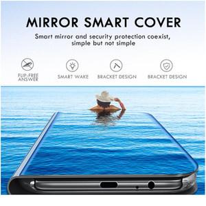 Smart Mirror Phone Case For Xiaomi Redmi Note 9s 9 8 7 5 6 Pro 8t 4x Redmi 9 9 bbyaLE