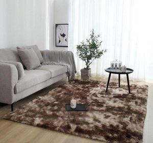 Carpet For Living Room Large Fluffy Rugs Anti Skid Shaggy Area Rug Dining Room Home Bedroom Floor Mat 80*120cm 31 jllJCm trustbde