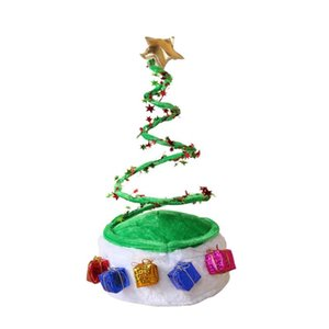 Christmas Personalized Hat Party Knitted Xmas Cap Holiday New Year Gifts For Christmas Decorations 2021