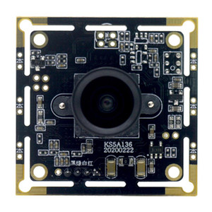 5MP wide dynamic low illumination usb camera module for face recognition hd surveillance backlight shooting