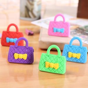 Cartoon Cute Handbag Eraser Korean Creative Eraser Small Gift Student School Supplies Stationery
