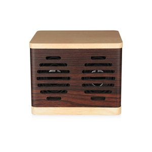 Wooden Retro Bluetooth Speaker Wireless Portable Speakers Phone Function 3000MAh o Home Stereo Music Player