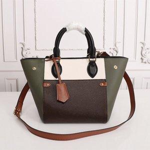 Flod حمل حقائب صغيرة النساء الساخنة جودة عالية المعروف حقائب الأزياء أكياس مصمم حقائب العلامة التجارية الحجم 20x2x18 سنتيمتر نموذج M45389