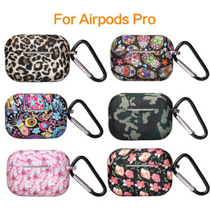 15 Styles Wireless Earphone Case for  designer airpods cases Silicone Protection airpods pro case Headset Leopard airpod pro case