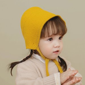 baby earflaps hat Children Hats Beret British Painter Fashion Accessories Bud Of Pure high quality