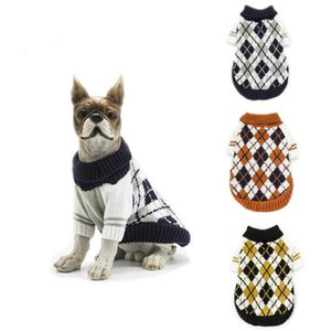 Winter Dog Clothes Dogs Sweater Clothing For Cats Dog Clothes For Medium Dogs Winter Small Warm Designer
