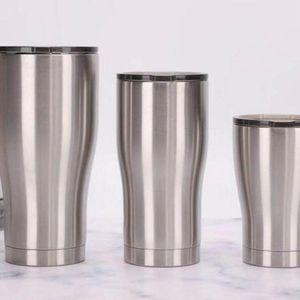 12oz Water Bottle 30oz 20oz Tumbler 14oz 12oz 10oz Keeep Cold Wine 108 Colors Avialble Tumbler Insulated Coffee Mug Stainless Steel Tumblers