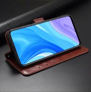 Para Xiaomi Redmi Nota 9 Pro 5G Classic Flip Wallet Reminiscent Cobertura Capa de Couro para Xiaomi Hongmi Redmi Nota 9 Pro 5G