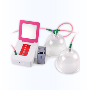 Beauty salon use breast enhancement Machine electric Vacuum breast massager buttocks enlargement vacuum machine for sale