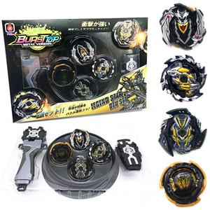 4pcs set Tops Launchers Beyblade Burst packaging Box Gift Arena Toy Sale Bey Blade Blade Bayblade Bable Drain Fafnir Beyblade Y1130