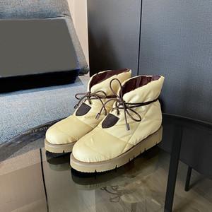 Moda donna stivali cuscino comfort comfort scarpe in pelle da donna di alta qualità stivale caviglia stivale invernale per il lavoro escursionistico Dimensione esterna 36-41 con scatola