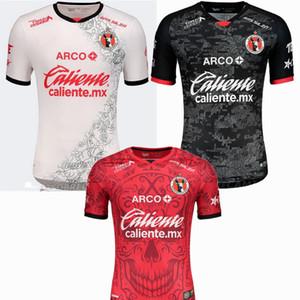 2020 2021 تيخوانا لكرة القدم الفانيلة نادي تيخوانا Xolos الخاصة ستار المنزل بعيدا قميص 20 21 لكرة القدم