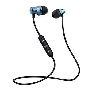 2020 XT11 Wireless Bluetooth headphones Sports In-Ear BT Stereo Magnetic earphone headset earbud with MIc For iphone 11 Samsung With Package