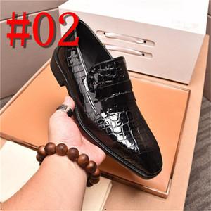 Big Size 6-11 Designer Scarpe Oxford Shoes Genuine Leather Uomo Scarpe Intera Taglio classico Brown Brown Business Formale Abito da sposa Scarpe da uomo per gli uomini
