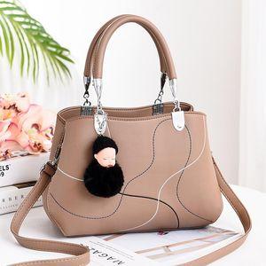 Pink sugao designer handbag women shopping bag luxury tote bag new fashion bags lady shoulder handbags phone handbag pu leather BHP
