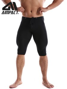 Herren Laufen Shorts Compression Leggings Hosen Sexy Nylon Sportbekleidung Training Yoga Pants Reine Farbe Schnelle Trockene Sport Shorts Y0108
