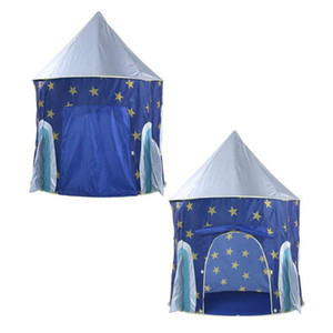 Kids Play Tent Outdoor Indoor Portable Princess Castle For Children Teepee House Tents Birthday Christmas Gift For Children
