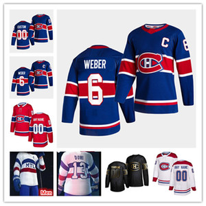 몬트리올 Canadiens 2021 Reverse Retro Jersey Hockey Brendan Gallagher Max Domi Carey 가격 Shea Weber Jonathan Drouin Jesperi Kotkaniemi