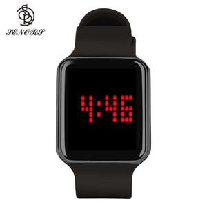 Senors Digital Watch Sport Watch Men Outdoor Digital Watches LED Electronic Wristwatch Military Alarm Male Clock Digital 201124
