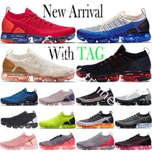 2020 Fly 3.0 Knit 2.0 cuscino triplo nero metallico oro mens scarpe da corsa zebra vela orreo zaffiro blu sport sneakers formatori taglia 36-45