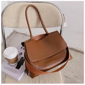 2020 women's bag diagonal fashion bag new underarm briefcase niche design high-end shoulder purses crossbody