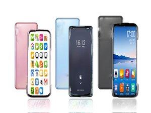 Goophone 20U N20U Andorid 1GB RAM 8GB 16GB ROM Bluetooth WiFi Dual Sim 3G WCDMA Show 5G Full Screen Smartphone