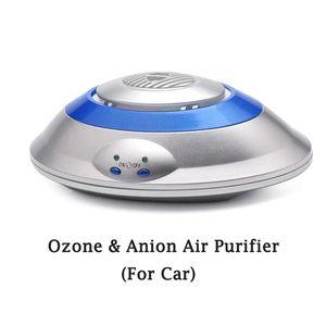 DC12V Air Fresher Car Air Freshener For Auto Anion Generator Ionizer Purifier ND-105