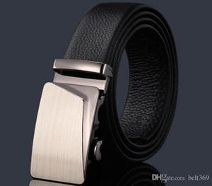 Mens designer Belt Automatic Buckle Business Belts Luxury Ceinture Genuine Leather Belts For Men Waist Belt Free Shipping 1025