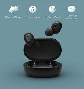 Xiaomi Redmi AirDots 2 Wireless Bluetooth 5.0 Redmi Airdots2 Mi Ture Wireless Earbuds In-Ear Stereo Bass NOT Redmi Airdots 2