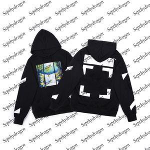 Mode Hip Hop Landschaft Ölgemälde Herren Hoodies X Gedruckt Hoodie Unisex Frauen Mit Kapuze Casual Harajuku Pullover Streetwear