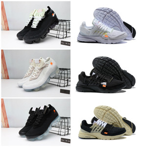 High Quality 2021 New Presto V2 Ultra BR TP QS 2.0 Black White X Running Shoes Sports Women Air Men Prestos Running Shoes Size 36-46