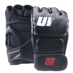 Extension wrist leather fighting Kick boxing gloves training taekwondo gloves