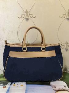 2020 Damen Leder Handtasche Messenger Bag Damen Handtasche Damen Handtasche Denim Kristall Diamant Tasche Tasche