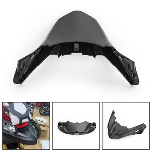 Areyourshop Motorcycle ABS Plastic Front Fender Beak Nose Extension For Honda X-ADV 750 2017-2019 Motorbike accessories Parts