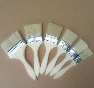 Nylon Hair Painting Brush Oil Watercolor Water Powder Propylene Acrylic Differeent Size Paint Brushe jllrFe yummy_shop