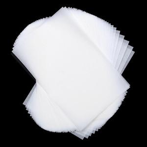 Food grade Kitchen baking paper wholesale 50pcs lot high temperature resistance Rosin Press Machine Special paper 100*150 150*200 200*300mm