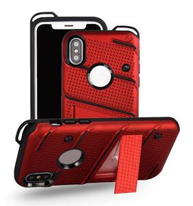 Huawei P8 P9 P10 Lite Plus Mate 9 Procase Armor Kick Stand 보호 휴대 전화 케이스 하드 모바일 케이스