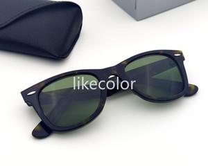 REPHINDE WINKEL 50MM Herren Frauen Sonnenbrillen Square Acetatrahmen Echt UV400 Fahren Gläser Linsen mit Zubehör Box Oculos de Sol