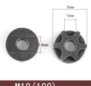 Ools Tool Parts 10 m14 m16 Chainsaw Gear 100 115 125 150 180 Angle Grinder Replacement Gear Sawing Sprocket Chain jllLcO lajiaoyard
