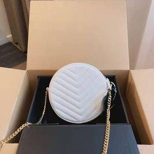 Fashion Luxurys Desigers Women Handbags Round Cakes Banquet Totes Shoulder Bags Genuine Leather Women Evening Bags Ladies Crossbody Bag