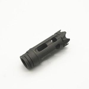 강철 능력 플래시 Hider Muzzle Brake 1 / 2-28 5 / 8-24 세탁기