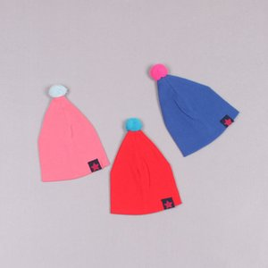 Clearance sale Newborn Baby Hats Kids Knitted Caps Children Autumn Winter Caps Baby Crochet Hats Boy And Girl Candy Color Cap Wool Cap Z180