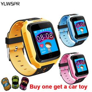 Enfants Regardez Smart GPS Tracker SOS Call Sos Caméra Caméra Caméra Caméra Écoute à distance avec cadeaux Q528 Y21 Enfants Smart Montres LJ201202