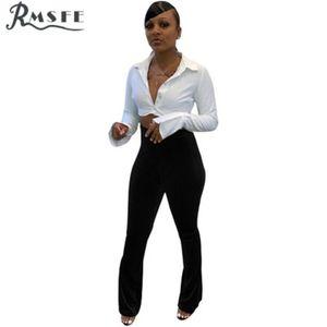 Rmsfe 2020 magro cintura alta macia corduroy strethcy senhora leggings lápis calças feriado sexy casual botão senhora calças longas