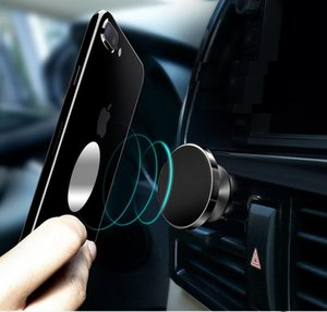 Car Phone Holder Magnetic Air Vent Mount Mobile Phone Stand For Galaxy A3 A5 A7 2020 A6 A8 + A8 plus 2020 M10 M20 M30