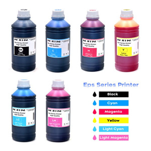 1PC 1000мл Для PP100 PP50 Color Vivid Печать Dye Ink Refill Kit для PP100 PP50 PP-50N PP-100N Printer