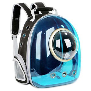 EPACK NEW Space Capsule Shaped Pet Carrier Breathable Pet Backpack Pc Pet Dog Outside Travel Bag Portable Bag Cat Bags