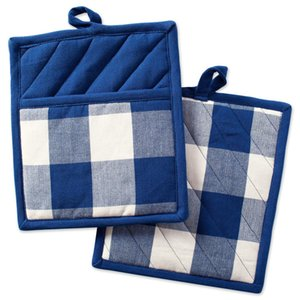 The Oven Glove Microwave Heat Proof Resistant Mat Heat Insulation Oven Mitt Pad Bakeware Table Placemat CYZ2930 200Pcs